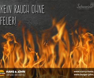 Nur wer selbst brennt, kann andere entzünden.